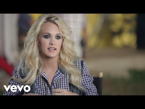 "Carrie Underwood - Behind The Scenes of ""Blown Away"""