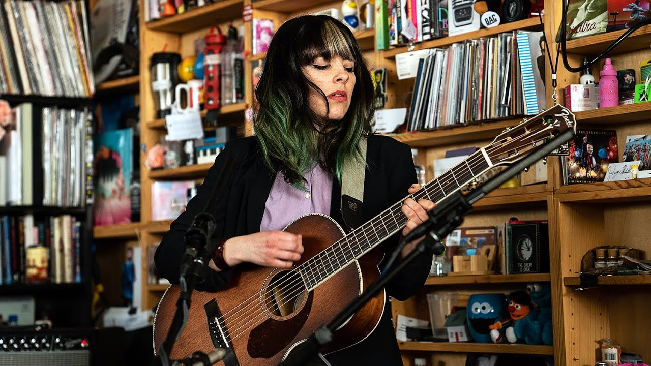 Frances Quinlan: NPR Music Tiny Desk Concert