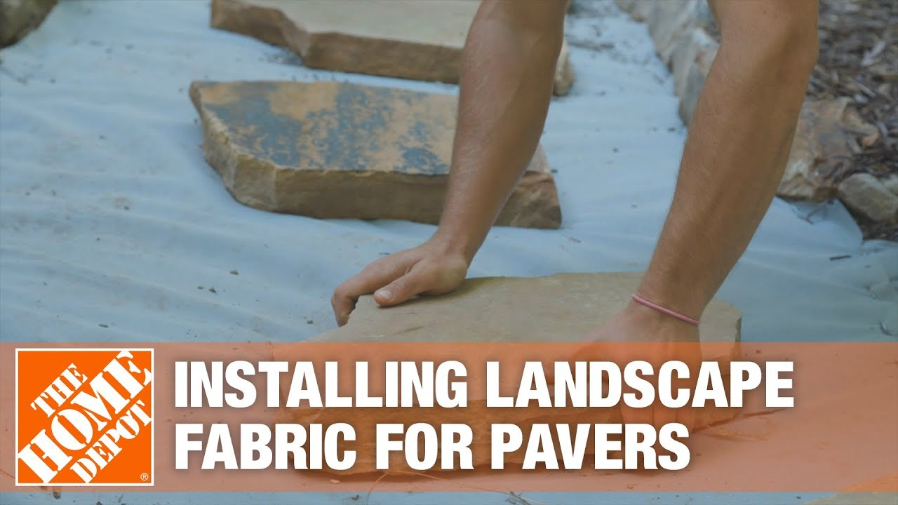 How To Install Landscape Fabric For A