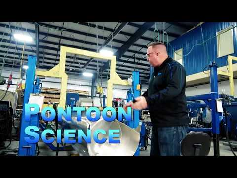 Center Tube Construction | Pontoon Science #10 | Avalon Luxury Pontoon Boats