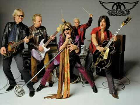 Aerosmith-Living On The Edge