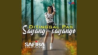 Download lagu Ditinggal Pas Sayang Sayange