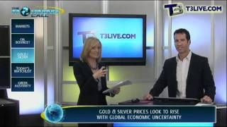 Gold & Silver Prices Look To Rise With Global Economic Uncertainty