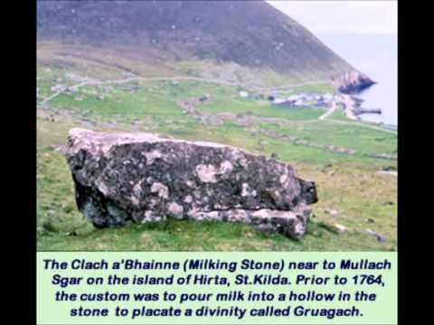 Three Gaelic Milking Songs