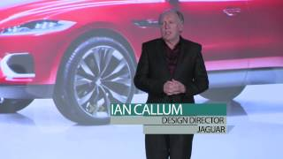 Jaguar Land Rover Detroit Media Briefing Web Video