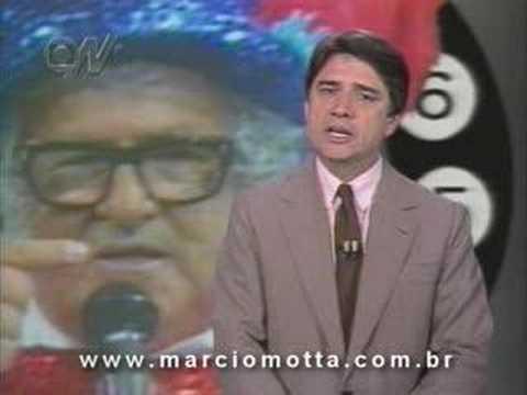 Globo Repórter -- julho 1988 -- Morre Chacrinha