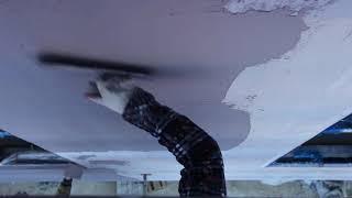 고층 빌딩 외단열 시공 47-401 스타코 마감, PF…