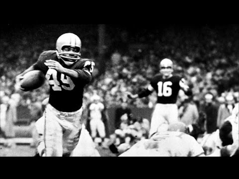 Bobby Mitchell: Washington Redskins First Black Player - 60 MINUTES SPORTS Preview