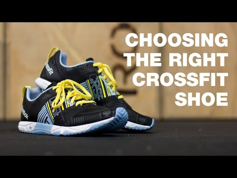 f88d7787dc3 Choosing the Right CrossFit Shoe - YouTube