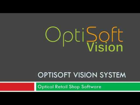 OptiSoft Optical Retail Shop management software Mumbai India