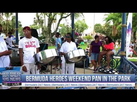 BHW Heroes Weekend 'Pan In The Park', June 17 2018