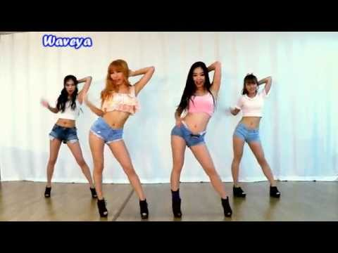 Waveya Sistar Touch my body Kpop cover dance from YouTube · Duration:  2 minutes 54 seconds