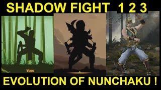 Shadow Fight 3 2 1 The Evolution of Nunchaku !