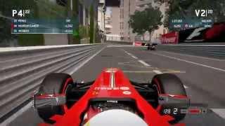 Formula 1 2013 : Corrida Mónaco #13