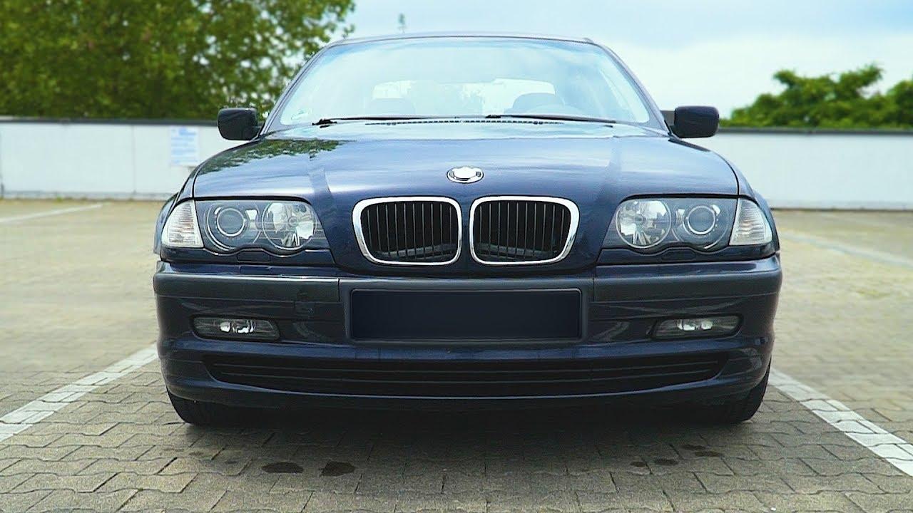 BMW за 40 000 руб. Часть 1