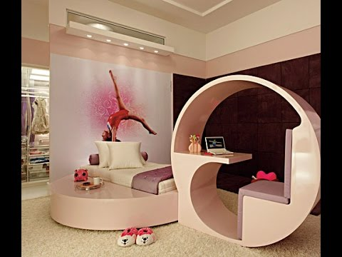 Design Ideas For Teenage Girl Rooms Youtube