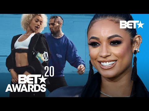 DaniLeigh's Journey From Choreographing To Becoming The Main Act   BET Awards 20