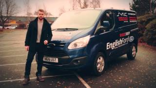New Ford Transit Custom EcoBlue 2.0 Walk-around and test drive/review - Foray Motor Group
