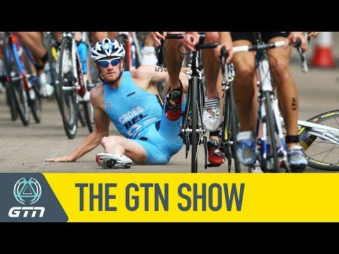 Do Triathletes Really Crash That Much? | The GTN Show Ep. 30