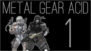 『RSS』METAL GEAR AC!D (Part 01)