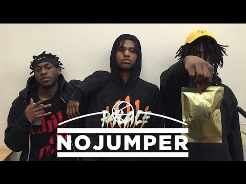 No Jumper - The Divine Council Interview