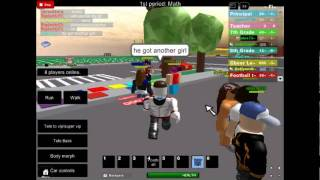 My Life In roblox: Love romance