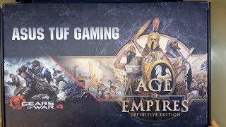 ASUS TUF Gaming FX504 Unboxing Quick Teardown