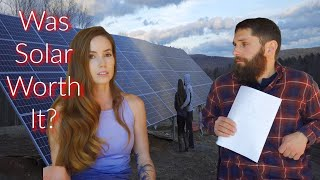 TOTAL COST Of Our 13kw SOLAR POWER SYSTEM | Powering A Modern Home With Solar