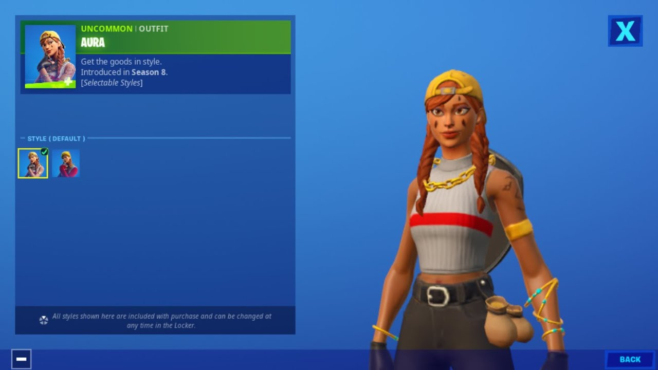 Fortnite Item Shop Aura Skin July 14th 2020 Fortnite Item Shop Youtube