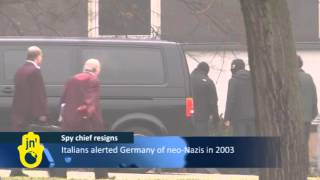 German Intelligence Chief Resigns over Neo-Nazi Murders Scandal: Heinz Fromm Destroyed Evidence