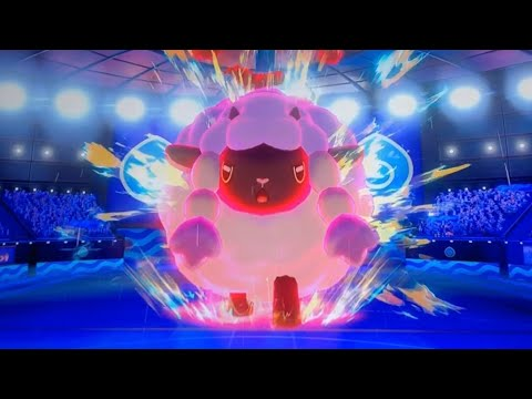Dynamax Wooloo Vs Gym Leader Nessa Pokemon Sword And Shield E3