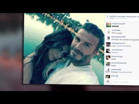 David Beckham posts Morocco birthday pics to his new Instagram