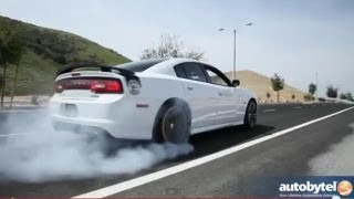 2013 Dodge Charger Super Bee HEMI SRT8 Test Drive & Muscle Car Video Review