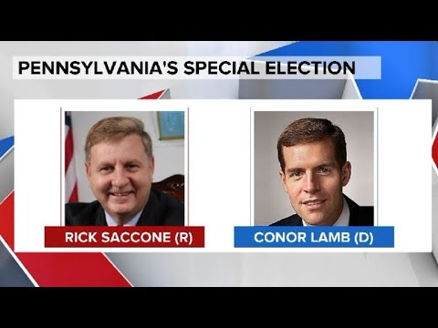 Pennsylvania's special election campaign heats up