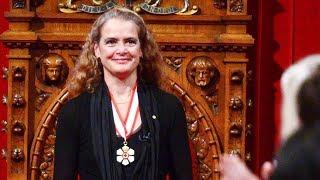 Gov. Gen. Julie Payette presides over last Royal Assent ceremony
