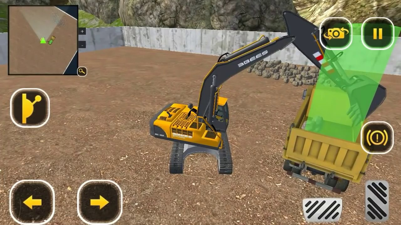 Heavy Excavator Simulator for Windows 10 - Free download ...