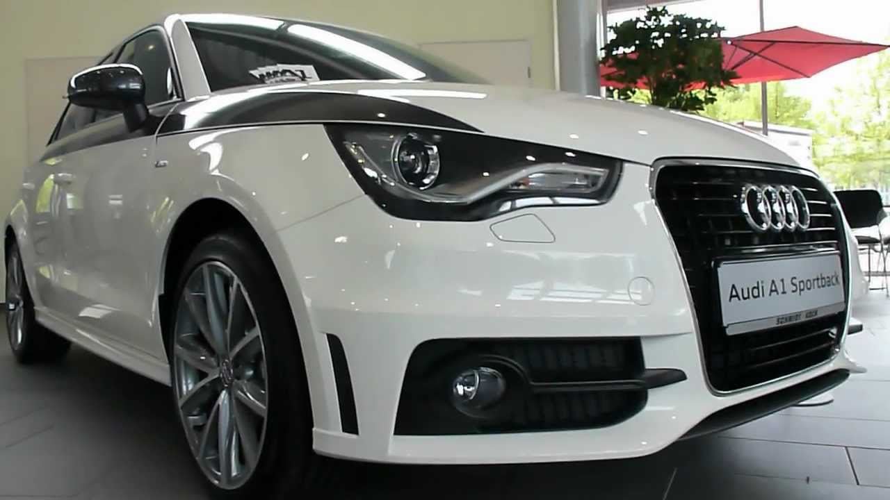 audi a1 sportback s line 1 4 tfsi 122 hp 2012 see also playlist youtube. Black Bedroom Furniture Sets. Home Design Ideas
