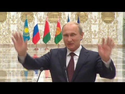 Moscú y Kiev acercan posiciones en Minsk