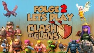 """[Folge 2. """"Und die Macht des Clans ist mit dir""""] Let´s Play - Clash of Clans"""