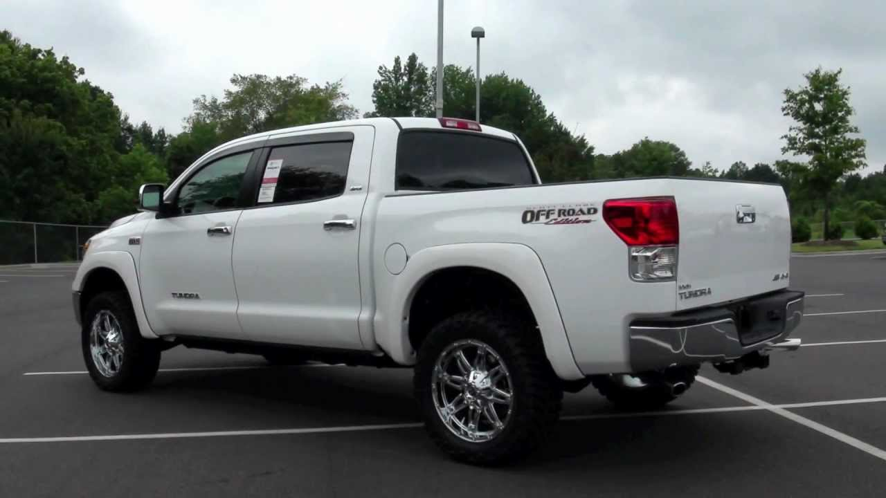 lifted 2012 toyota tundra youtube. Black Bedroom Furniture Sets. Home Design Ideas