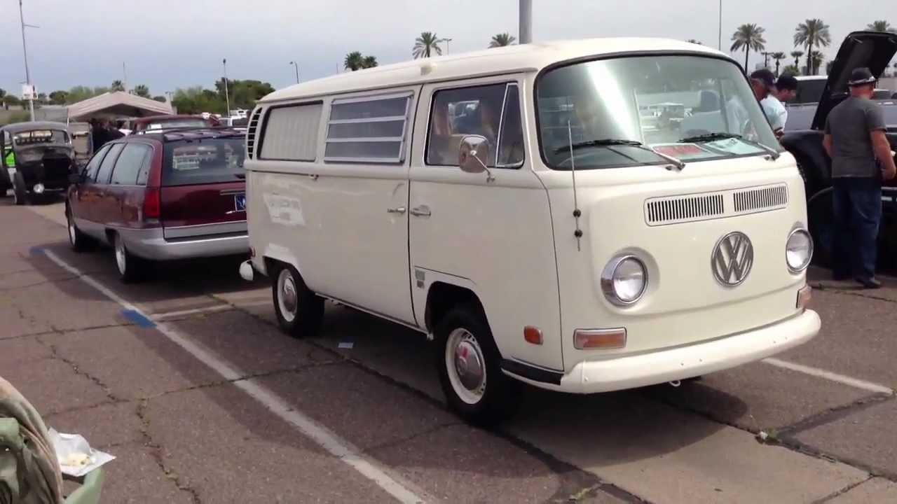 1971 Volkswagen Camper Microbus, Transporter, Kombi - YouTube