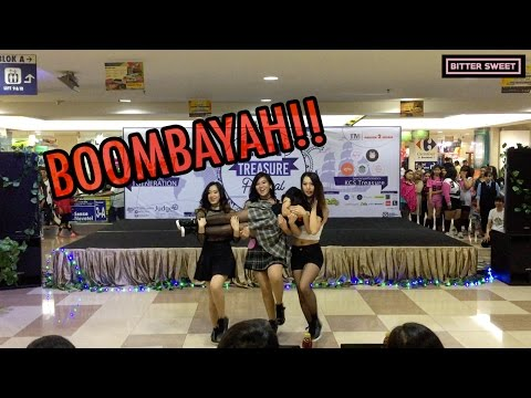 BLACKPINK - '붐바야'(BOOMBAYAH) + Don't Let Me Down Dance Cover by Bitter Sweet at KTF 2016