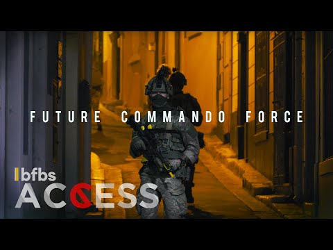 Future Commandos: Why the Royal Marines are Changing   ACCESS  
