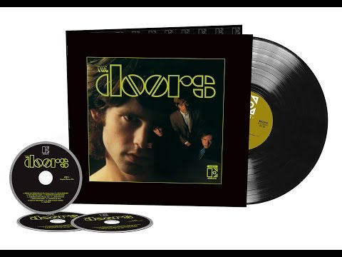 The Doors Debut - 50th Anniversary Deluxe Edition - Available Now! Thumbnail image