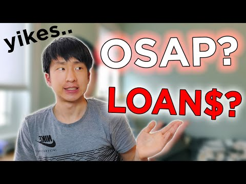 What Every Student NEEDS To Know About OSAP (Student Loans Explained) | Avoiding Student Debt Canada