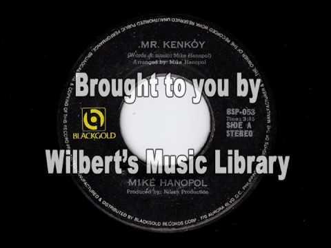 MR. KENKOY (Vinyl-ripped) - Mike Hanopol