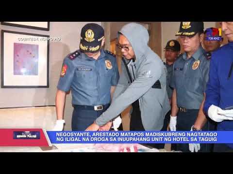 Negosyante, arestado matapos mahuling nagtatago ng iligal na droga sa inuupah