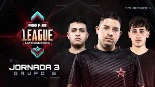 Free Fire League 2020 - Clausura | Grupo B | Jornada 3