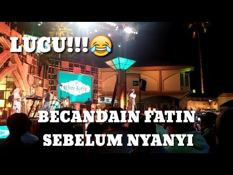 Free Download Fatin Grogi, Di Becandain Penonton 😂 || Live In Pusdai Bandung Mp3 dan Mp4