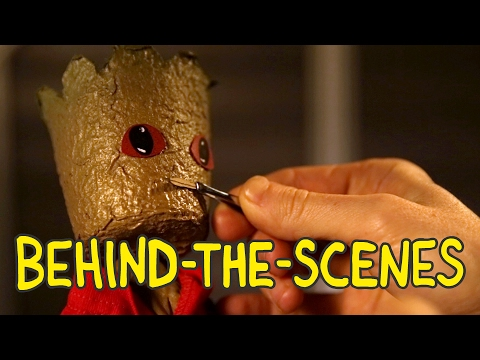 Guardians of the Galaxy Vol. 2 - Homemade Behind the Scenes